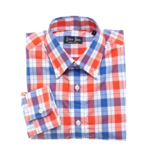 3f331991dec236 Red Summer Large Plaid Shirt by Gitman Brothers, $175.00. Photo: Trunk Club