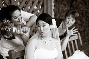 silly bridal