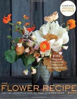 The Flower Recipe Book by Alethea Harampolis, $14.10 on Amazon.com