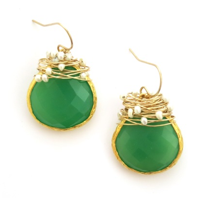 Laura Roberts earrings