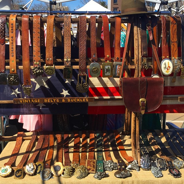 Brooklyn Flea Photo: Brooklyn Flea Instagram