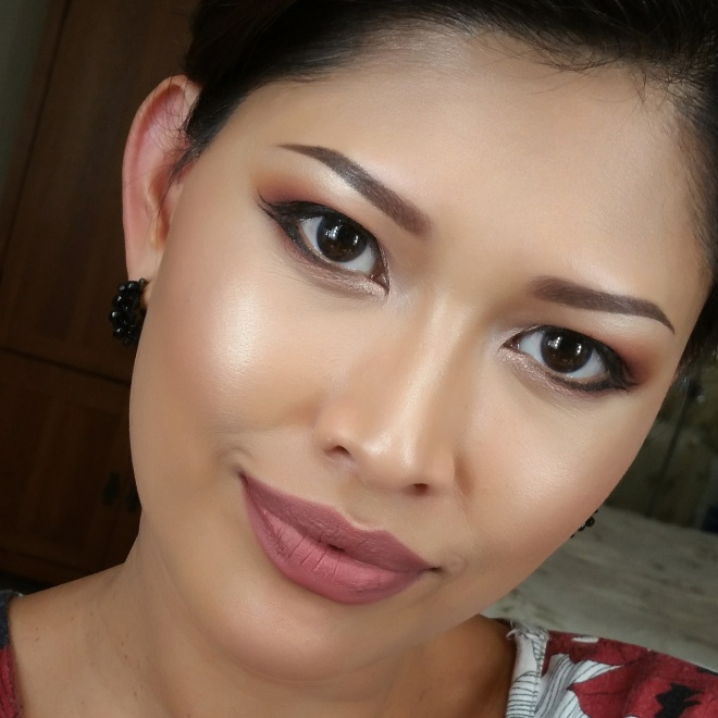 Channel your inner glowing goddess with Myra's easy tips! Photo: Makeup by Myra