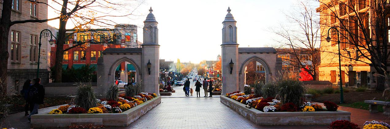 Photo: Indiana University