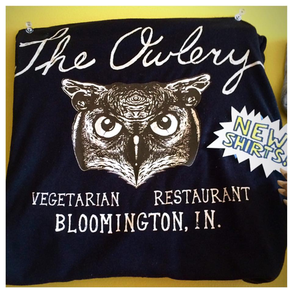 Calling all vegetarians! Get thee to The Owlery! Photo: The Owlery Facebook
