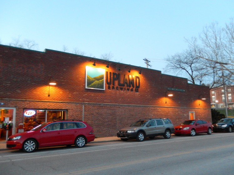 Photo: Upland Brewing Co.