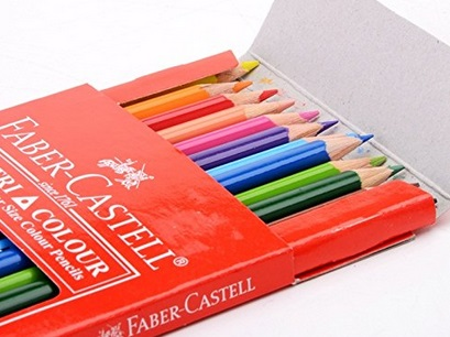 You can't beat the quality or comfort of Faber Castell! Photo: Amazon