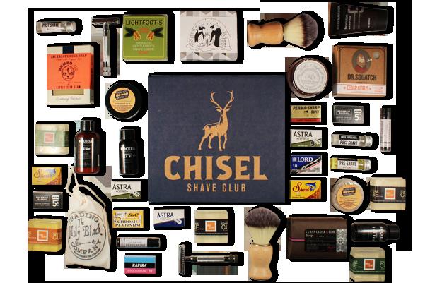 Chisel shave